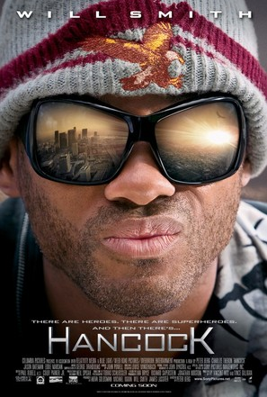 Hancock - Movie Poster (thumbnail)