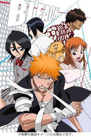 """Bleach"" - Japanese Movie Poster (thumbnail)"