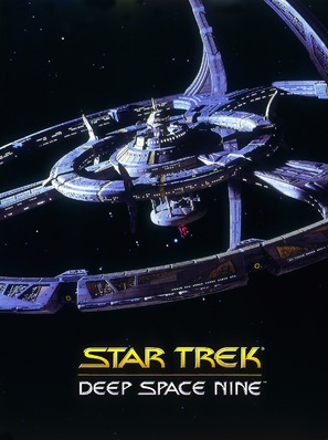 """Star Trek: Deep Space Nine"" - Movie Poster (thumbnail)"