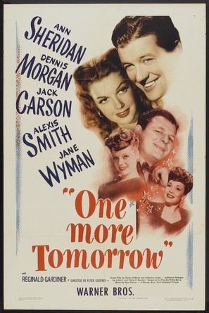 One More Tomorrow - Movie Poster (thumbnail)