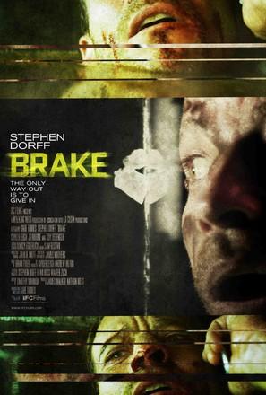 Brake - Movie Poster (thumbnail)