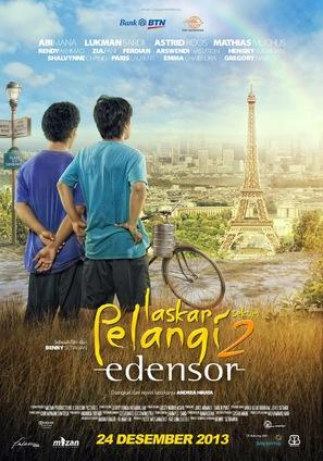 Laskar Pelangi 2 - Edensor