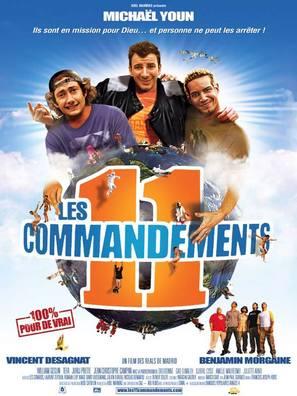 11 commandements, Les