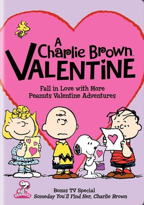 A Charlie Brown Valentine - Movie Cover (thumbnail)