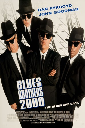 Blues Brothers 2000 - Movie Poster (thumbnail)