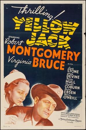 Yellow Jack - Movie Poster (thumbnail)