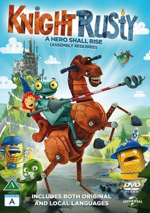 """Knight Rusty"" - Danish DVD movie cover (thumbnail)"