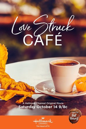 Love Struck Café - Movie Poster (thumbnail)
