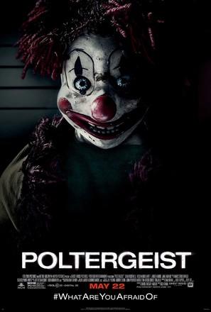 Poltergeist - Movie Poster (thumbnail)