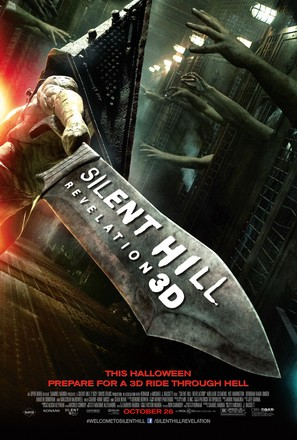 Silent Hill: Revelation 3D - Movie Poster (thumbnail)