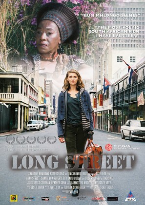 Long Street - South African Movie Poster (thumbnail)