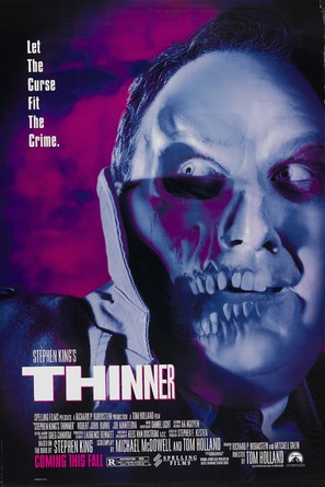 Thinner - Advance poster (thumbnail)