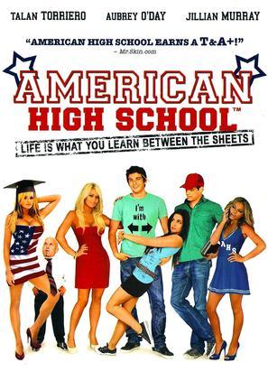 American High School - DVD cover (thumbnail)