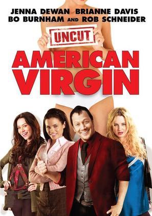 American Virgin - DVD movie cover (thumbnail)