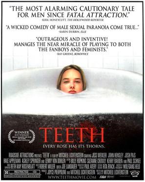 Teeth - Movie Poster (thumbnail)