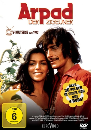"""Arpad le tzigane"" - German Movie Cover (thumbnail)"