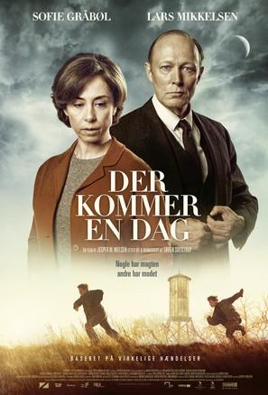 Der kommer en dag - Danish Movie Poster (thumbnail)