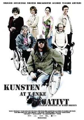 Kunsten å tenke negativt - Norwegian Movie Poster (thumbnail)