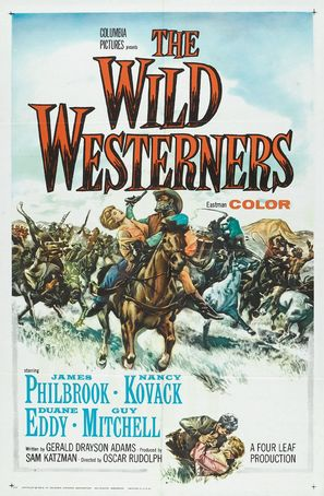The Wild Westerners - Movie Poster (thumbnail)