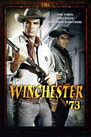 Winchester 73 - DVD movie cover (thumbnail)