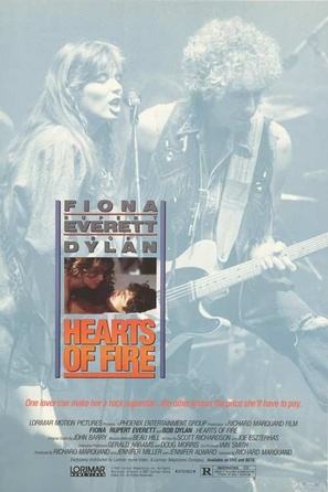 Hearts of Fire - Movie Poster (thumbnail)