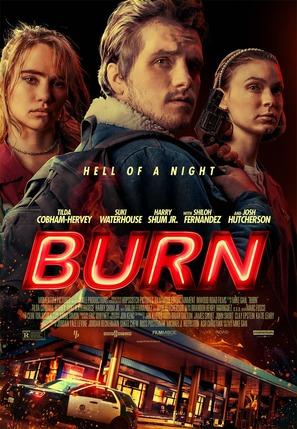 Burn - Movie Poster (thumbnail)