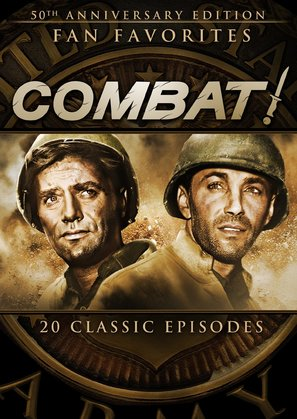 """""""Combat!"""" - DVD movie cover (thumbnail)"""