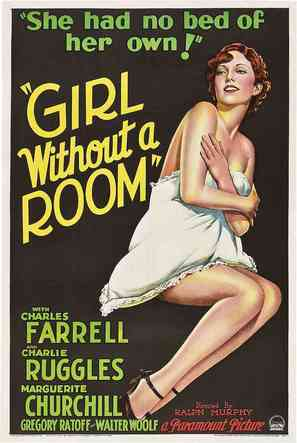 Girl Without a Room - Movie Poster (thumbnail)
