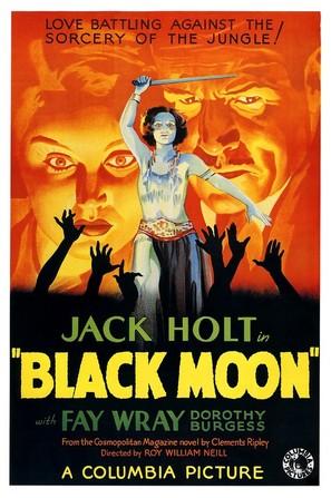 Black Moon - Movie Poster (thumbnail)