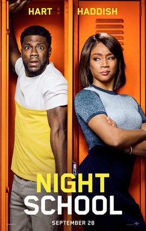 Night School - Movie Poster (thumbnail)