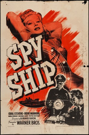 Spy Ship - Movie Poster (thumbnail)