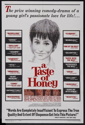 A Taste of Honey - Movie Poster (thumbnail)