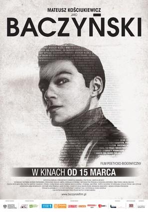 Baczynski - Polish Movie Poster (thumbnail)