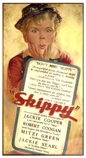 Skippy - Movie Poster (thumbnail)