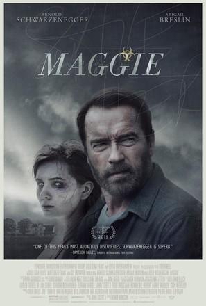 Maggie - Movie Poster (thumbnail)