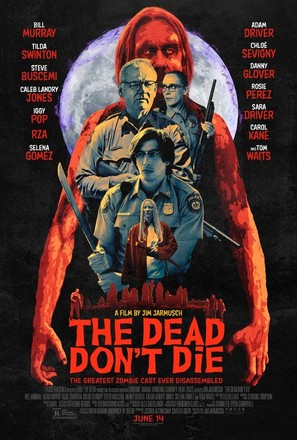 The Dead Don't Die - Movie Poster (thumbnail)