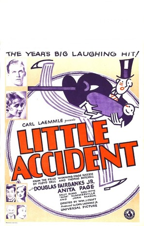 Little Accident - Movie Poster (thumbnail)