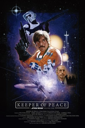Keeper of Peace: A Star Wars Collateral Story