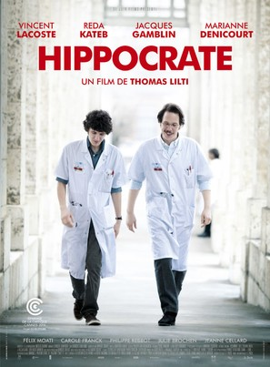 Hippocrate - French Movie Poster (thumbnail)