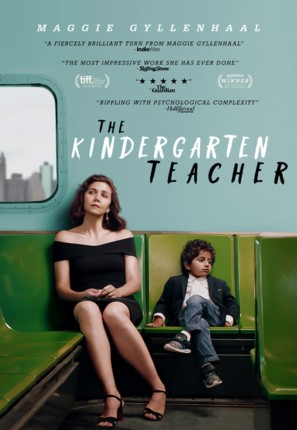 The Kindergarten Teacher - Video on demand movie cover (thumbnail)