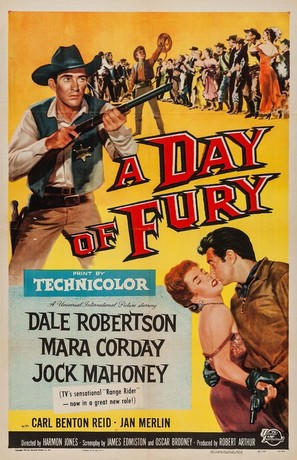 A Day of Fury - Movie Poster (thumbnail)