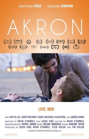 Akron - Movie Poster (thumbnail)