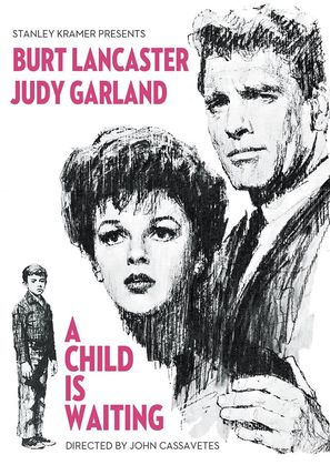 A Child Is Waiting - DVD movie cover (thumbnail)