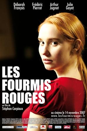 Fourmis rouges, Les