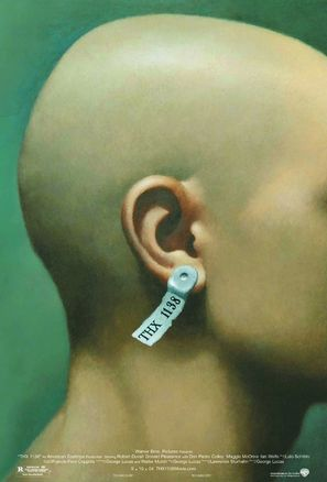THX 1138 - Movie Poster (thumbnail)