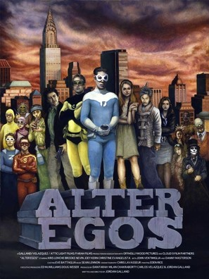 Alter Egos - Movie Poster (thumbnail)