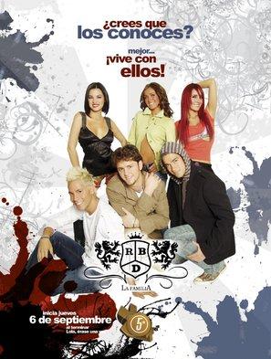 """RBD: La familia"" - Mexican Movie Poster (thumbnail)"
