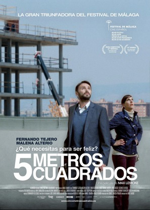 5 metros cuadrados - Spanish Movie Poster (thumbnail)
