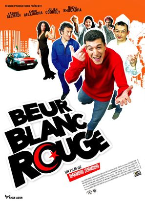 Beur blanc rouge - French poster (thumbnail)