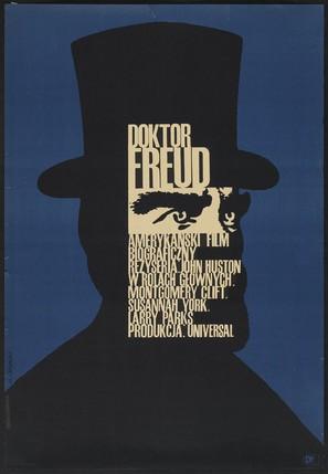 Freud - Polish Movie Poster (thumbnail)